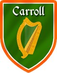 Carroll Family Irish Emblem