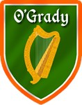 O'Grady Ancestry Crest