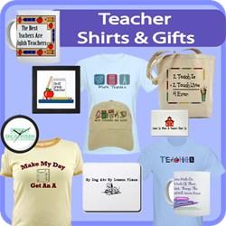 Teacher Shirts & Gifts