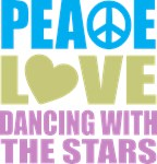 Peace Love Dancing With The Stars