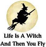Classic Witch Saying