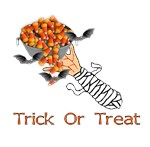 Trick Or Treat Zombie