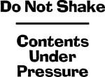 Do Not Shake...