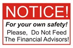 Notice / Financial Adv.