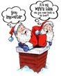 Imposter Santa