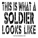 This is What a SOLDIER Looks Like