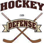 Hockey Defense T-Shirts Gifts