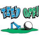 Tee'd Off! T-Shirt & Gifts