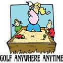 Funny Women's Golf T-Shirts