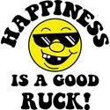 Happiness is Rugby T-Shirt
