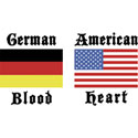 German American T-Shirt Gift