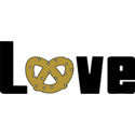 Love Pretzels T-Shirt