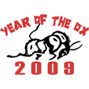 Year of The Ox 2009 T-Shirts