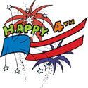 Happy 4th of July T-Shirt and Gifts