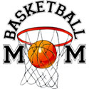 Basketball Mom T-Shirts Basketball Mom Tees