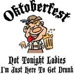 Oktoberfest Funny Drinking T-Shirts