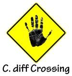 C. diff Crossing Sign 02