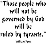Ruled By Tyrants