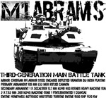 M1A1 Abrams #13