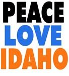 PEACE LOVE IDAHO