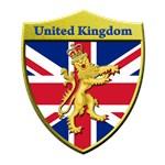 United Kingdom Metallic Shield