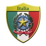Italy Metallic Shield