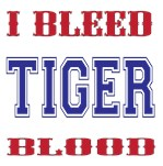 I BLEED TIGER BLOOD