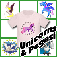 Unicorns and Pegasi