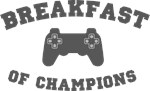 Video Games Breakfast of Champions