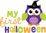 My First Halloween Owl