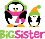 2 Penguins Big Sister