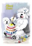 Easter sheepie