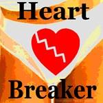 Broken Heart On Panties