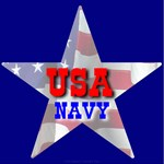 USA NAVY STAR