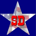 SD Patriotic State Star