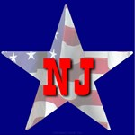 NJ Patriotic State Star