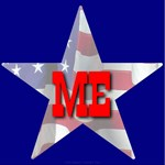 ME Patriotic State Star