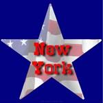 The New York Flag Star