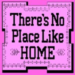There's No Place Like Home Pretty In Pink