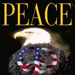 America Peace Eagle & Symbol