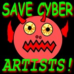 Save Cyber Artists!