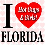 I Love Florida Hot Guys & Girls