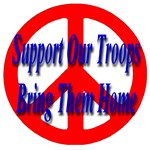 Support Our Troops Bring Them Home