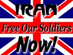 Iran Free Our Soldiers Now!