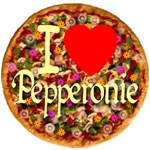 I (Heart) Pepperonie