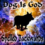 Dog Is God Spelled Backwards
