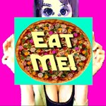 Ms. Anime Eat Me Pizza