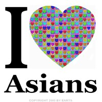 I (Heart) Asians