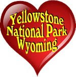I Love Yellowstone National Park