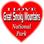 I Love Great Smoky Mountains NP